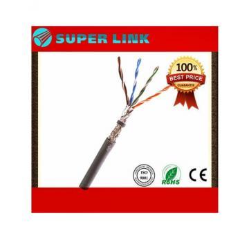 Cáp mạng Super Link SFTP CAT5E 305m Chống Nhiễu 2 Lớp