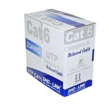 Cáp Mạng DHD Link -4 Pair(FTP Cat 6) (chống nhiễu)